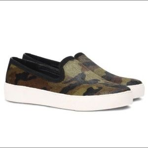 Sam Edelman Becker Camouflage Shoe, Cow Fur